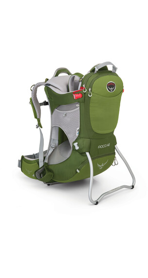 Osprey Poco AG Child Carrier Ivy Green